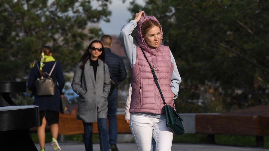 Москвичам пообещали две волны тепла до конца апреля
