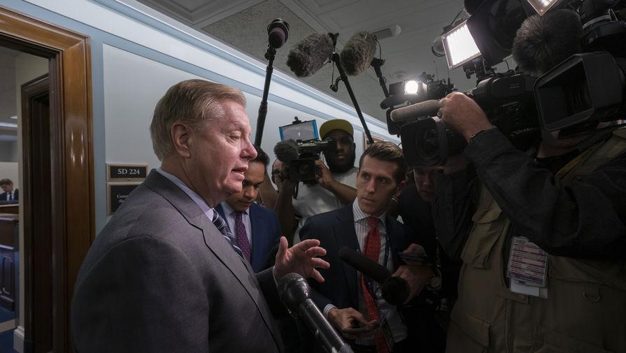 Сенатор-республиканец назвал импичмент Трампу 'политической местью'