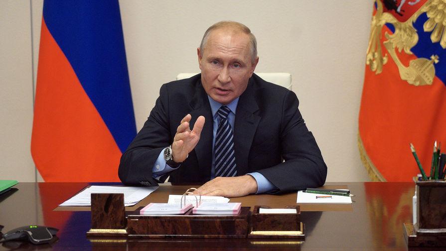 Путин: Россия была только посредником при заключении договора по Карабаху