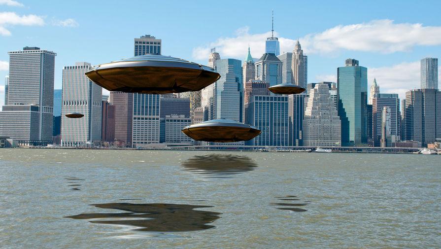 Пентагон отчитается по поводу сообщений про НЛО