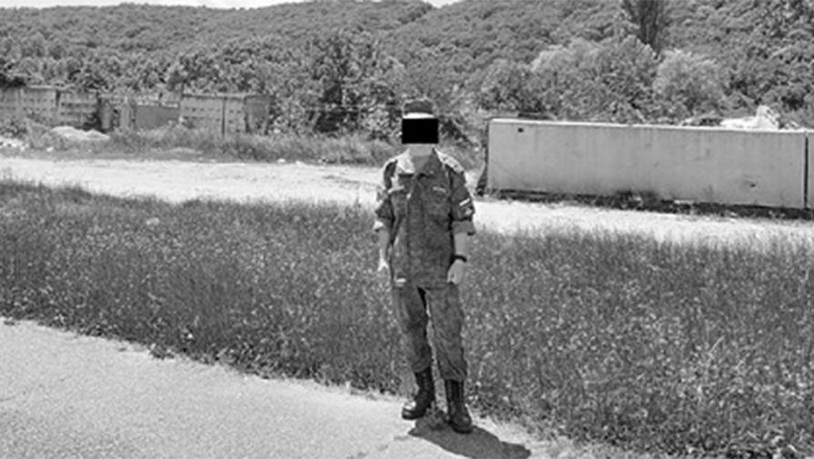 В Майкопе солдат-срочник покончил с собой
