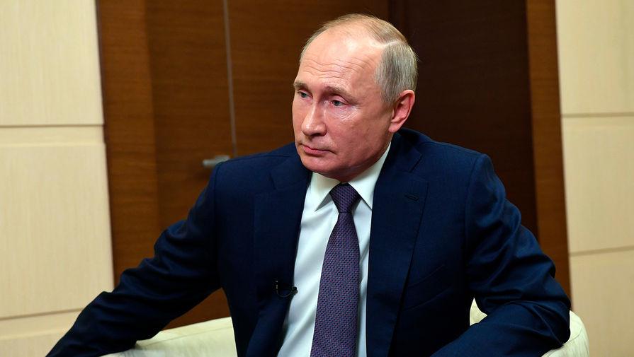 Путин рассказал о принадлежности Нагорного Карабаха