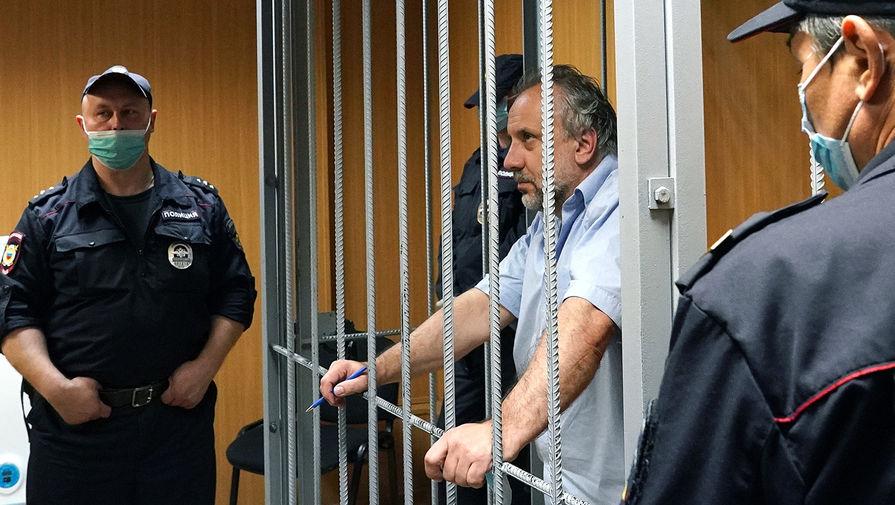 Суд утвердил условный срок депутату Мосгордумы Шереметьеву