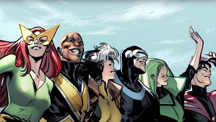 Marvel выпустит 'Людей Икс' с женщиной-Росомахой