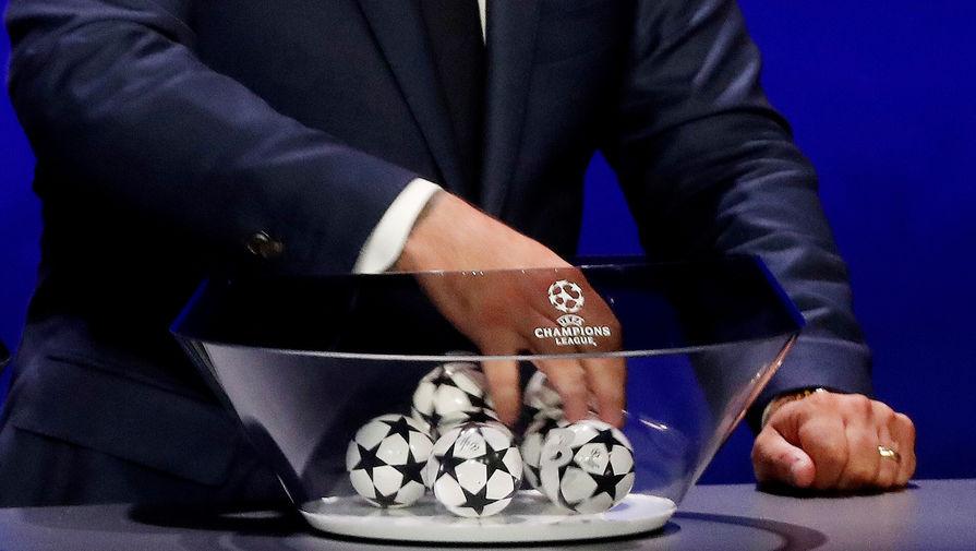 'Челси' сыграет с 'Атлетико' в 1/8 финала Лиги чемпионов