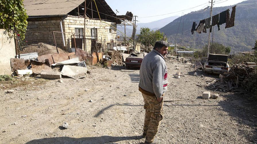 Франция направит в Нагорный Карабах два самолета с гуманитарной помощью