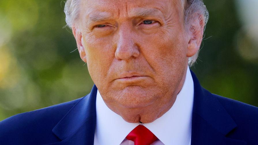 Трамп опроверг сообщения о планируемой войне с Китаем
