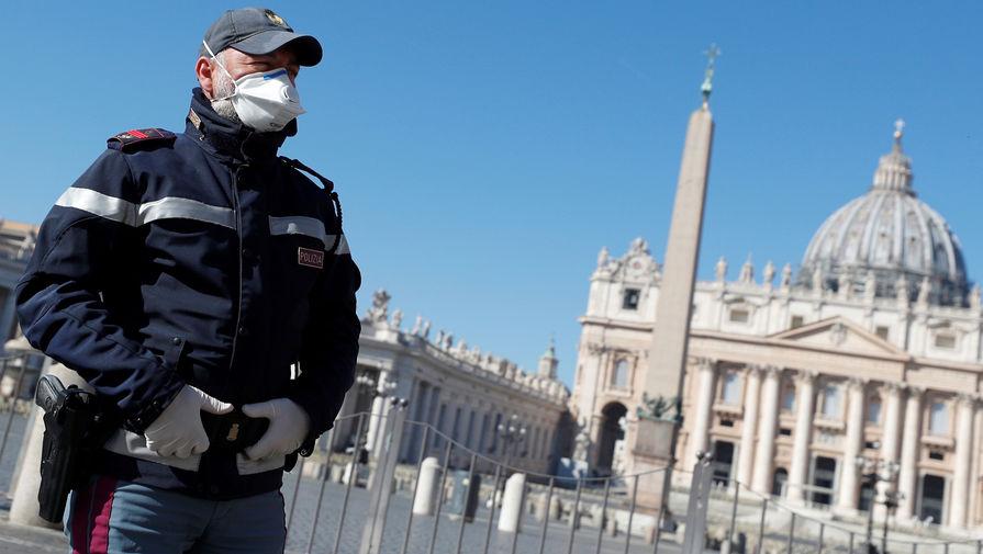 В Ватикане началась вакцинация от коронавируса