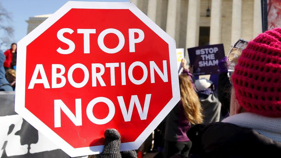 Штат Миссисипи выступил за отмену абортов в США