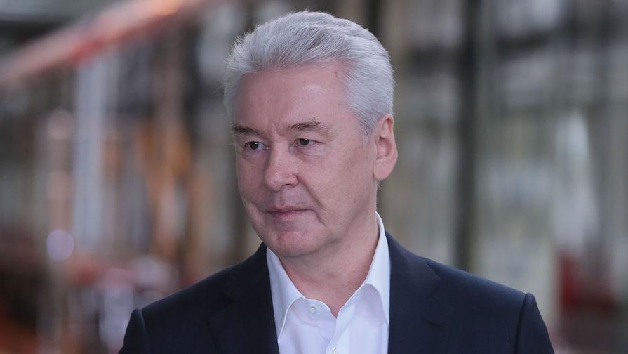 Собянин рассказал о благоустройстве центра Москвы в 2022 году