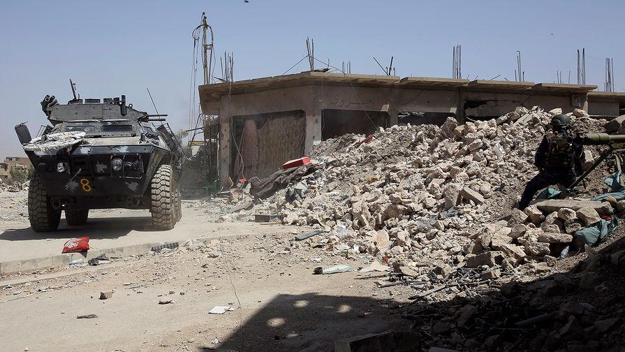 В Ираке восемь человек погибли при нападении боевиков ИГ