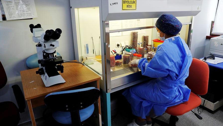 Турция одобрила использование китайской вакцины от коронавируса