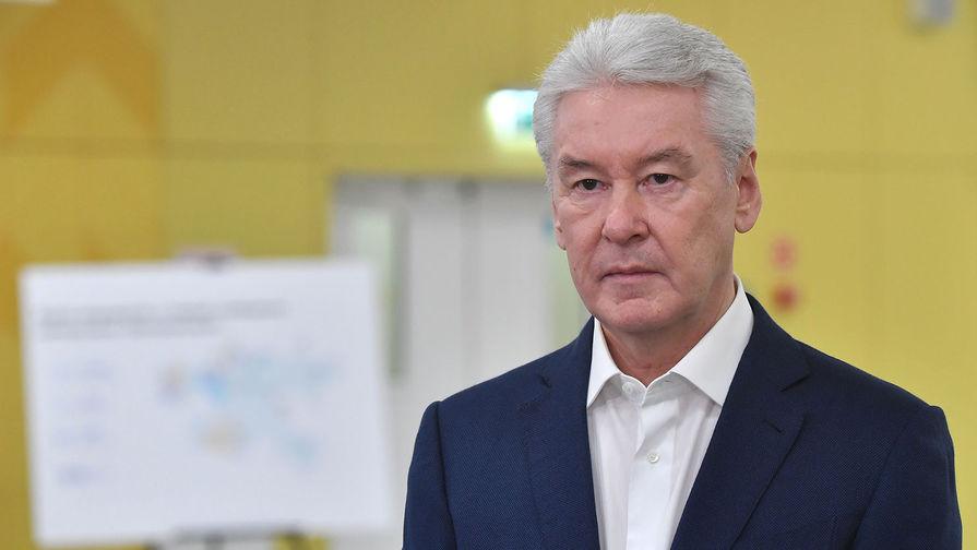 Собянин рассказал о благотворительном сервисе на сайте mos.ru