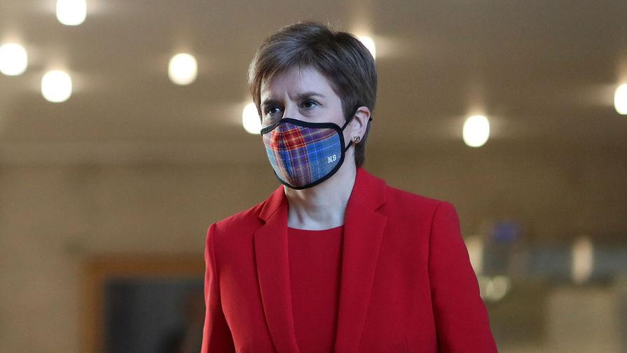 В Шотландии на парламентских выборах победила партия сторонников независимости