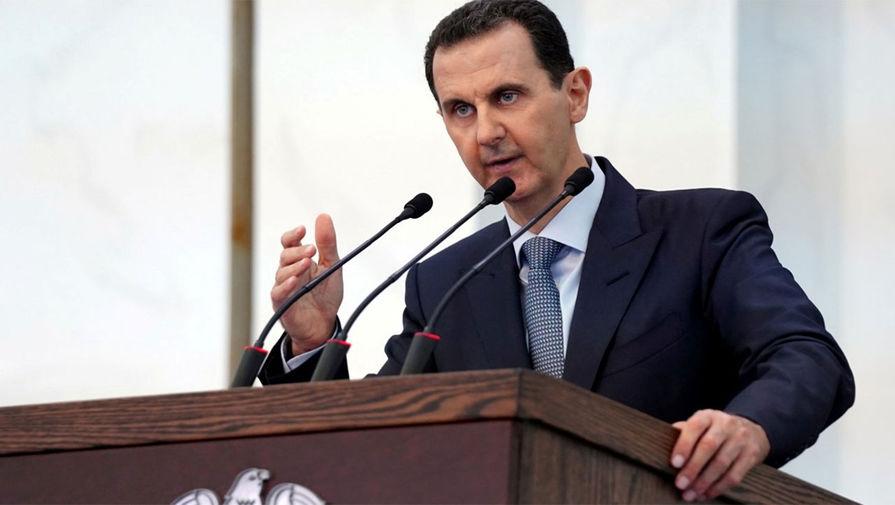 Асад назначил нового главу МИД Сирии