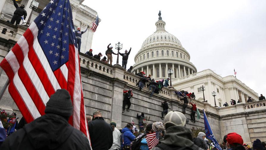 Еще семи подозреваемым предъявлены обвинения в связи со штурмом Капитолия