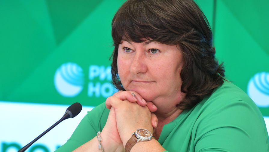 Вяльбе рассказала о своем отношении к критике в адрес России
