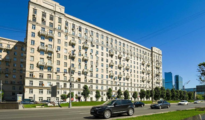 В 'сталинках' и 'хрущевках' на западе и северо-западе Москвы пройдет капремонт