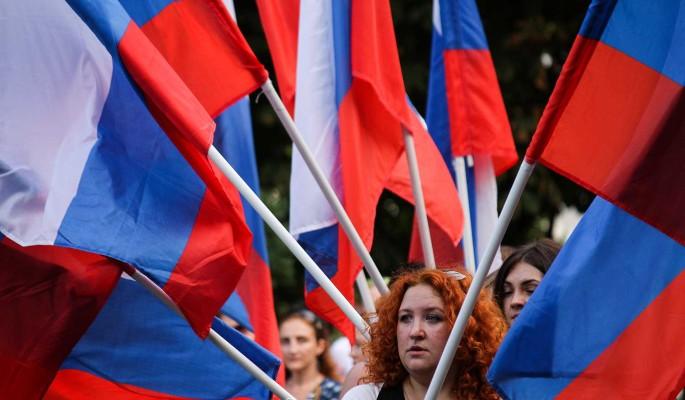ВЦИОМ: 73% граждан знают о Дне России
