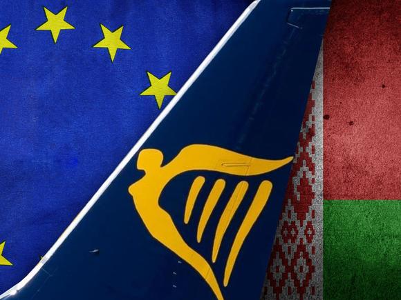Европарламент призвал отрезать Белоруссию от SWIFT за «акт гостерроризма» в отношении Ryanair