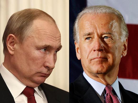 Байден с Путиным «в глазах»: Time удивил новой обложкой (фото)