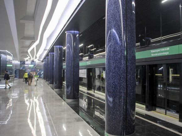 Станцию «Зенит» в Петербурге могут открыть до конца весны