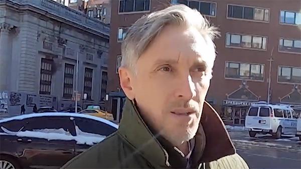 Кандидат в мэры Нью-Йорка из Томска счел преимуществом русский акцент на выборах
