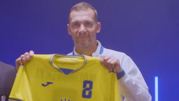 В сборной Украины отреагировали на решение УЕФА по форме для Евро-2020