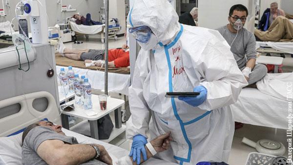 Общество: Почему коронавирус не уходит из России