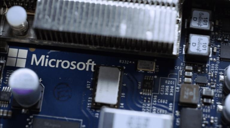 Microsoft представила новый чип безопасности Pluton