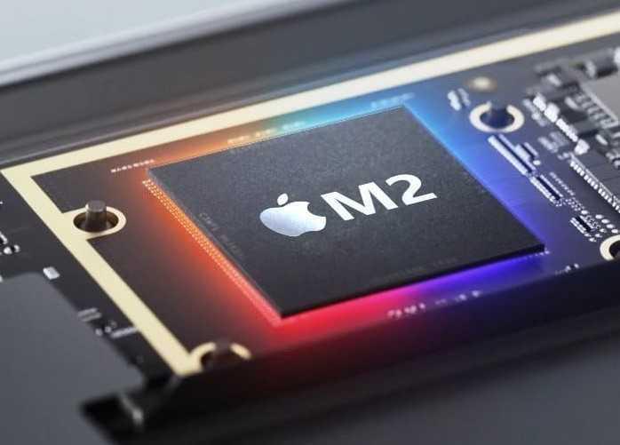 Apple запустила в массовое производство процессор Apple M2