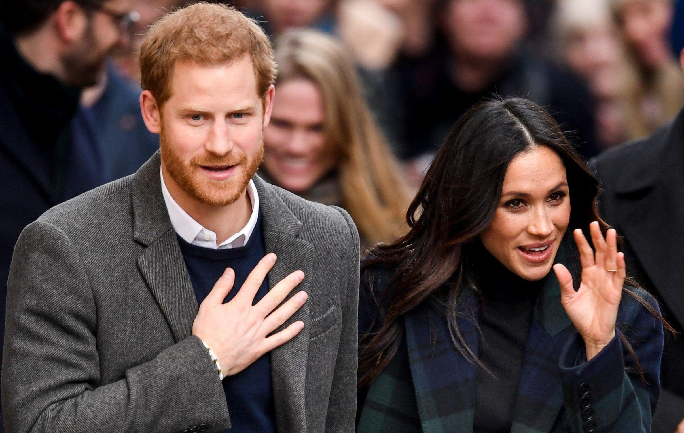 Семья Елизаветы II может исключить принца Гарри и Меган Маркл