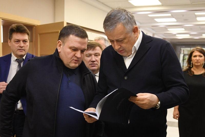 Дрозденко и выборы. Голый Король попадает в идеальный шторм