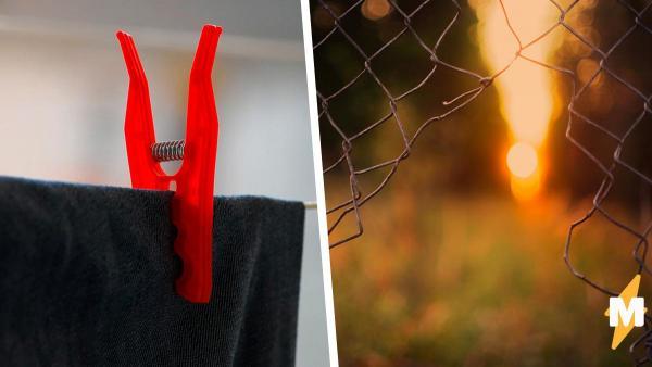 Гений повторил кинотрюк с верёвкой из одежды и окном. Здание он покинул, но теперь полиция ждёт его обратно