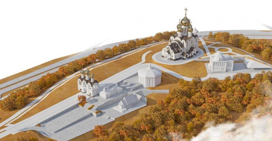 Степашин одобрил проект духовно-просветительского центра Александра Невского на острове Русском