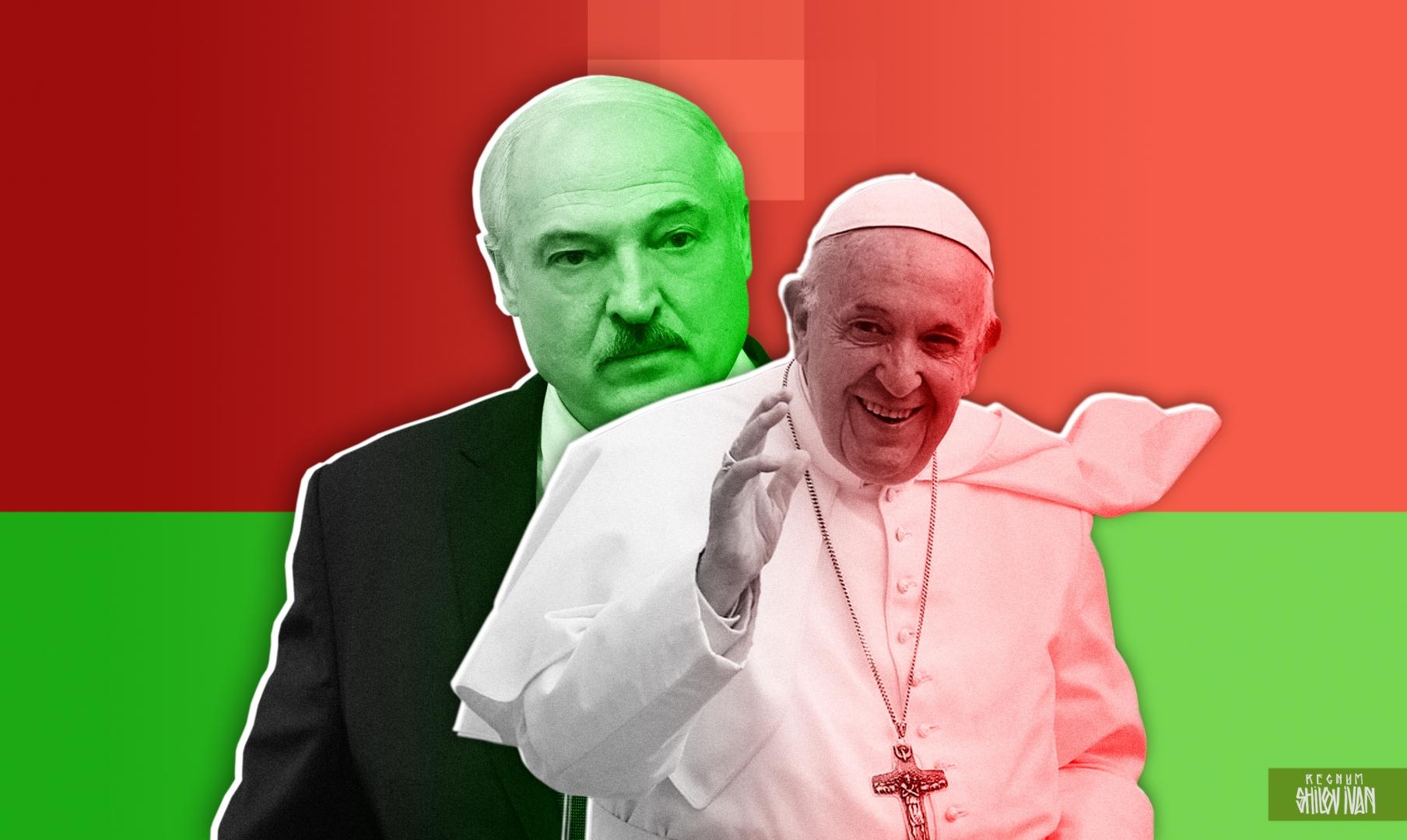 В Белоруссии поменяли епископа на епископа. А где гешефт для Лукашенко?
