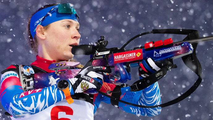 Павлова получила травму руки на «Рождественской гонке»