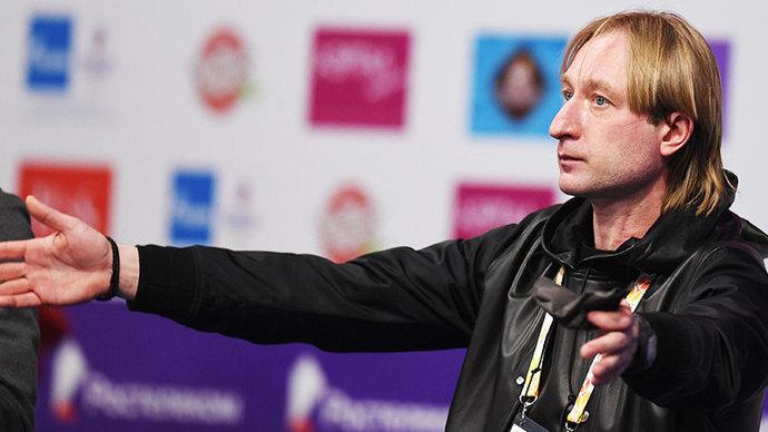 Хореограф группы Тутберидзе вызвал Плющенко на дуэль