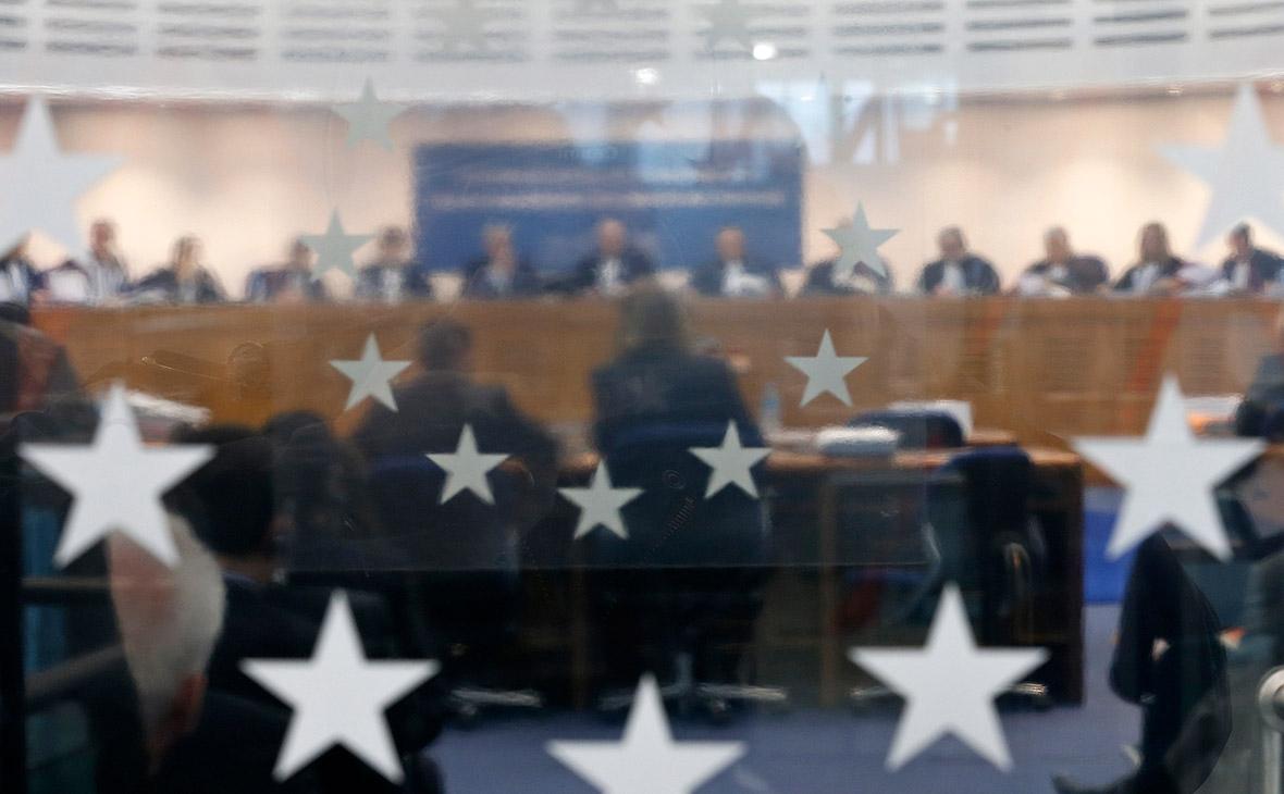 Путин внес проект о праве Генпрокуратуры представлять Россию в ЕСПЧ