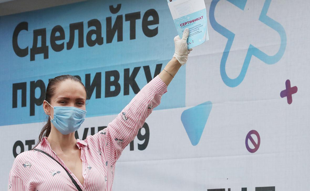 Путин обязал глав регионов лично заняться кампанией вакцинации от COVID