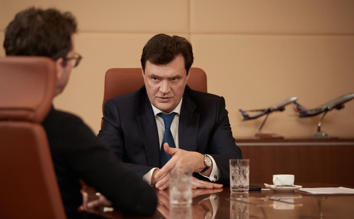 Глава «Аэрофлота» назвал сроки восстановления рынка авиаперевозок