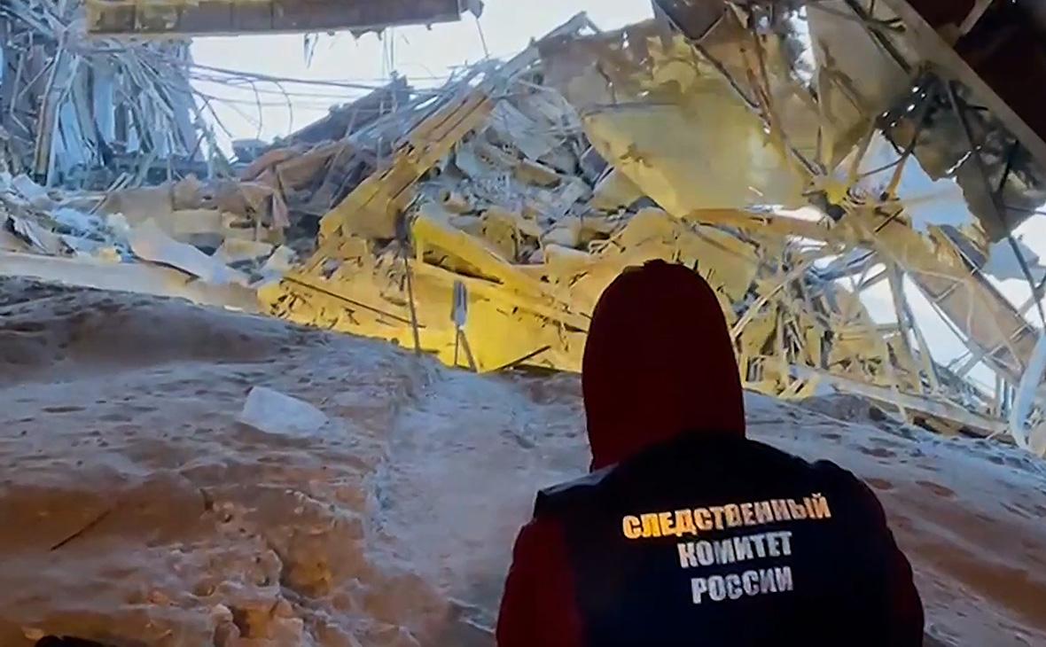 Директора Норильской обогатительной фабрики задержали после обрушения