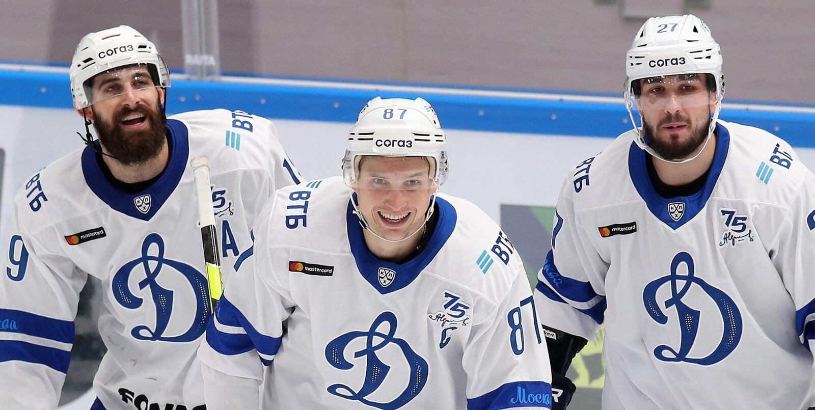 Шипачев о рекорде по передачам в КХЛ: «В Череповце, СКА, «Динамо» играл с крутыми пацанами. Без них такого не было бы»