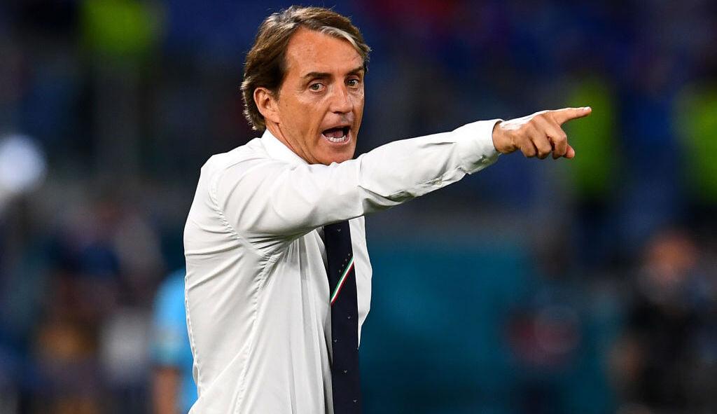 Манчини о 3:0 с Турцией: «До финала еще далеко, впереди шесть игр»