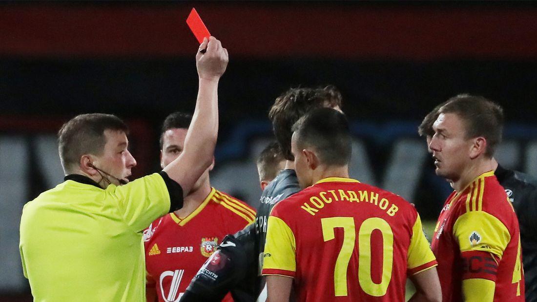 «У нас в Туле такого не может быть». Президент «Арсенала» Аджоев не верит в драку игроков команды с тренерами ЦСКА