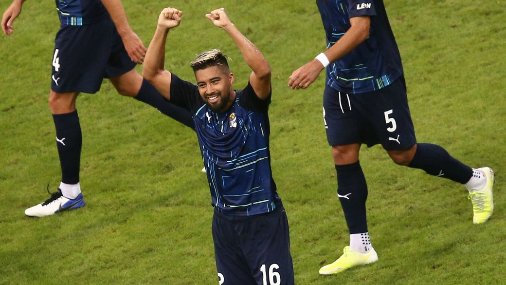 Русский клуб наконец выиграл в еврокубках. «Сочи» разгромил «Кешлю» в Лиге конференций