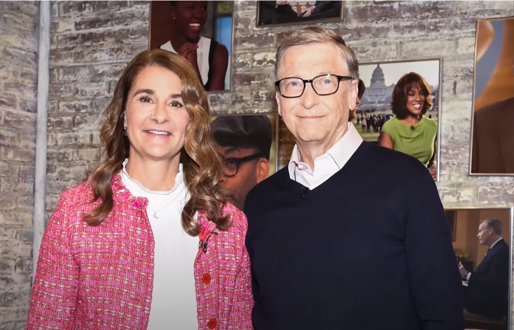 Бывшая жена Билла Гейтса спустя два дня после развода получила $1,8 млрд