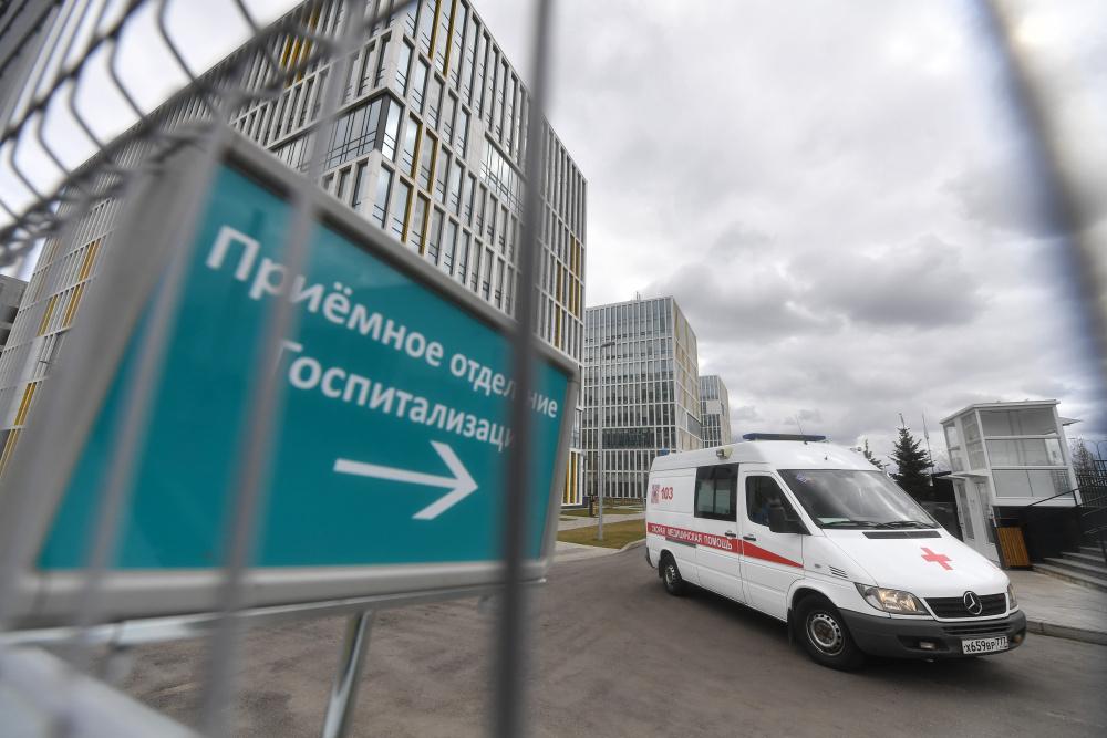 В России второй день подряд менее 24 тысяч новых случаев COVID-19 за сутки