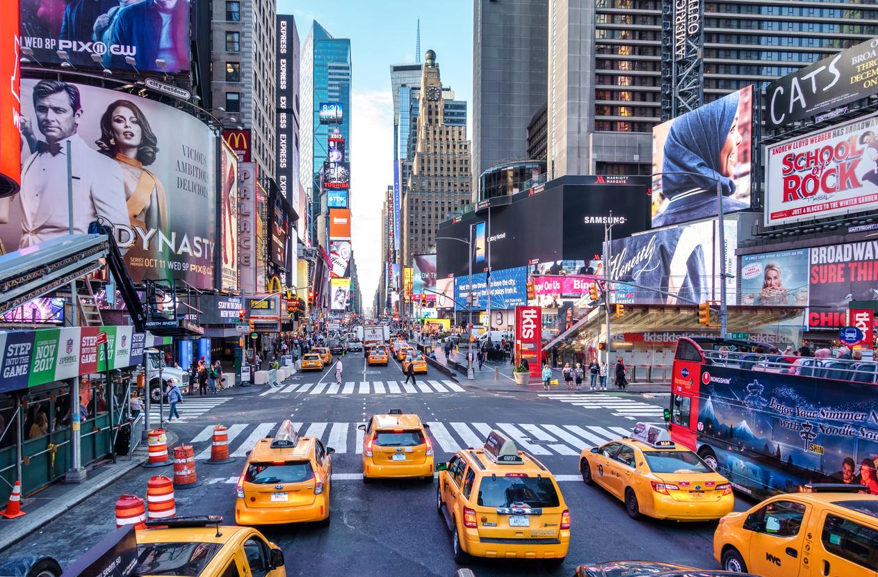 Нью-Йорк запретит продажу автомобилей на бензине к 2035 году