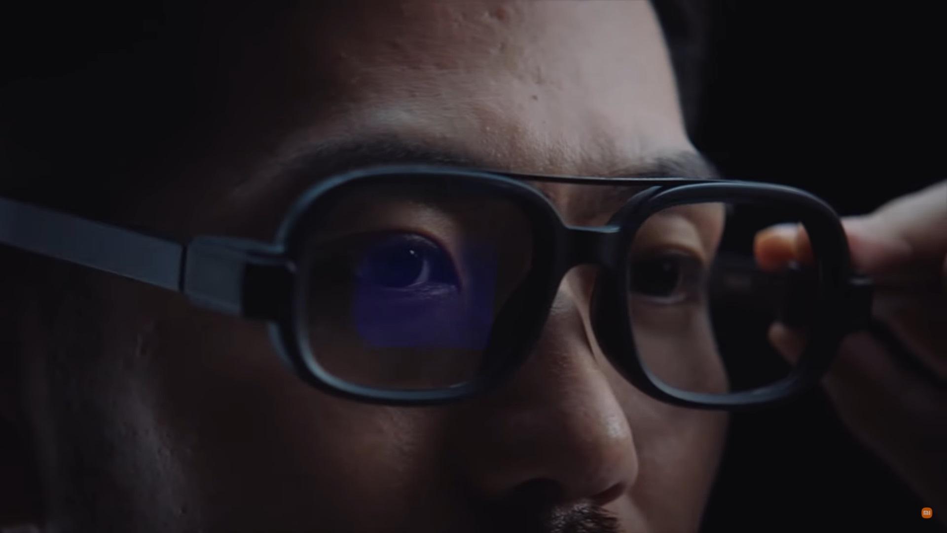 Xiaomi показала прототип своих первых «умных» очков